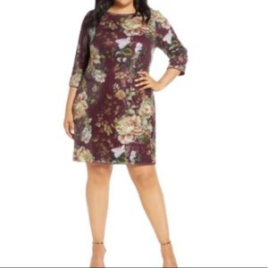 - Vince Camuto NWT floral dress